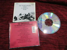 The Temptations – Wish It Would Rain  - Early Motown CD