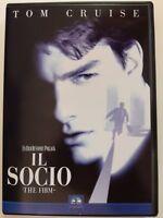 Il Socio (Thriller 1993) DVD film di Sydney Pollack. Con Tom Cruise