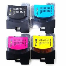[ ANY 8 ] PRINTER INK CARTRIDGES FOR BROTHER DCP-J315W DCPJ315W J 315 W INKJET