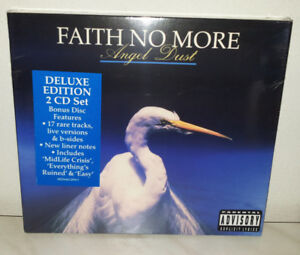 FAITH NO MORE - ANGEL DUST - DELUXE EDITION - 2 CD