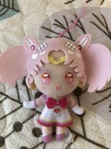 Sailor Moon Movie Eternal Yumechikku Doll Vol.3 Chibi Moon Plush Banpresto