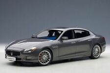 1:18 AutoArt Maserati Quattroporte Gts 2015 MARATEA Grigio