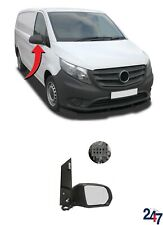 WING MIRROR ELECTRIC RIGHT LHD COMPATIBLE WITH MERCEDES BENZ V CLASS VITO W447