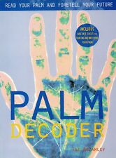 Palm Decoder Read Your Palm Foretell Your Future [ incl. Acetate Sheet ] P0402