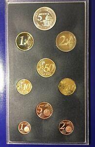 Coffret Euro 2004 @ 9 Pièces @ Belle Epreuve