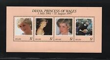 Belize 1999 Diana Commem Sheet. MINT/MNH One postage for multi buys. Rx