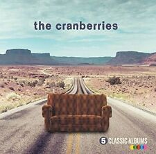 The Cranberries - 5 Classic Albums [CD] Sent Sameday*