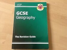 ~BRAND NEW GCSE GEOGRAPHY THE REVISION GUIDE BOOK