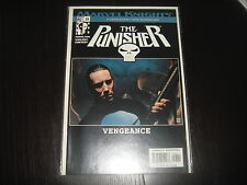 THE PUNISHER #25 Garth Ennis Marvel Kinghts Comics - NM 2003