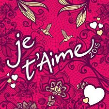 Various Artists - Je T'aime 2015 [New CD] Italy - Import
