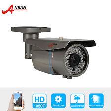 2.0MP 1080P HD Built-in POE Varifocal Weatherproof Outdoor IP Color CCTV Camera