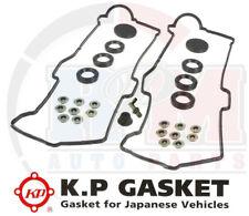 TOYOTA OEM KP Complete Valve Cover Gasket Set Made in Japan & PCV Valve - Cam