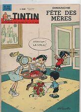 journal TINTIN n°761 du 23 mai 1963 - TBE complet