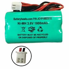 Unitech Ni-MH AA1800mAh 3.6V Battery Pack Replacement for Emergency / Exit Light