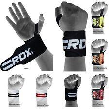 RDX Fascia da palestra per polso fitness sollevamento pesi allenamento palestra