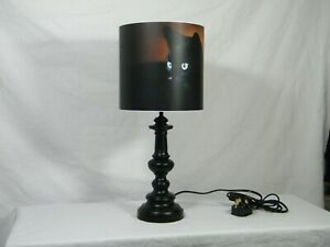 A fantastic Bedside /Table Lamp of your favorite fellow looking over you, Superb