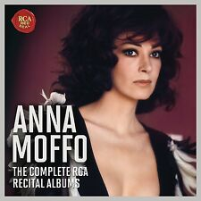ANNA MOFFO - ANNA MOFFO-THE COMPLETE RCA RECITAL ALBUMS 12 CD NEW! VARIOUS