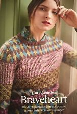6afc15fb03be3a KNITTING PATTERN Ladies Colourwork Jumper Diamond Patterned Sweater Rowan  MAKE
