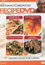 Antonio Carluccio - Recipe DVD 105 (1 DVD) - Brands New - Region 4 - Aust Seller