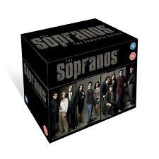 SOPRANOS COMPLETE SERIES 1 2 3 4 5 6 + FINAL EPISODES DVD Box Set New Sealed