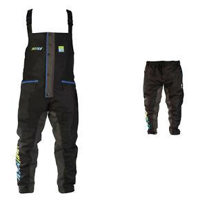 Preston Innovations Drifish Bib & Brace or Trousers Waterproof All Sizes Fishing