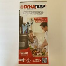Dynatrap Ultralight Insect and Mosquito Trap - Ultra Lightweight Odor Free