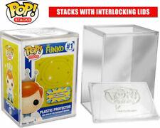 Funko Pop! Stacks Vinyl Interlocking Premium Plastic Pop Protector Hard Case