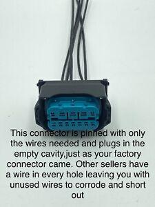 Connector Plug for 2008- 2010 BMW 528i 530i 535i HID AFS Headlight 11-wire