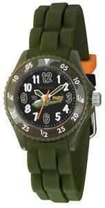 Tikkers Children's Camouflage Helicopter Theme Time Teacher Watch - NTK0010