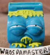 The Trash Pack Series 5 #828 SPITTLE WHISTLE Blue Rare Mini Figure Mint OOP