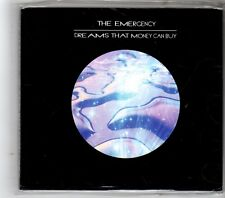 (HK215) The Emergency, Dreams That Money Can Buy - 2009 Sealed CD