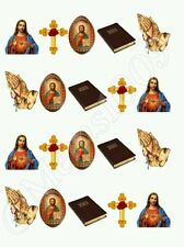 Religious Nail art water decals Free shipping!! Jesus Nail art!