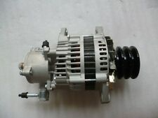 Isuzu Alternator with Vacuum pump, 80A suit 4HE1, 4HF1, 4HK1, Hitachi Excavator