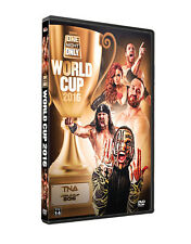 Official TNA Impact Wrestling One Night Only: World Cup 2016 Event DVD