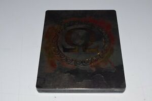God of war omega collection ps3 steelbook