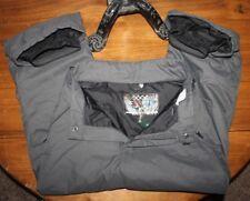 Billabong  3000 mm  Snow  Pants  Gray         Youth   Large