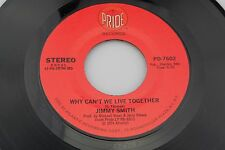 Jimmy Smith: Why Can't We Live Together / Groovin'   [Unplayed Copy]