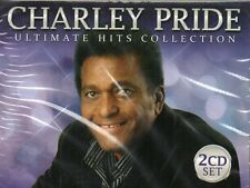 CHARLEY PRIDE - THE ULTIMATE HITS COLLECTION- 2CD  - UK Edition