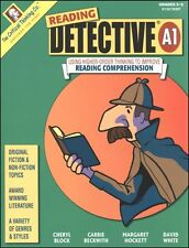 Critical Thinking - Reading Detective A1 (Grades 5-6)
