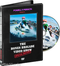 Video Show Special Edition Powell Peralta Skateboard DVD New Sealed