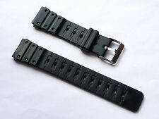 Quality Rubber Strap Lug Size 20mm With 2 Spring Bar For ALL