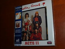 Martin Circus - Acte II double mini lp cd 1971 Bulldozer Alan Jack Civilization