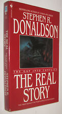 THE GAP INTO CONFLICT - THE REAL STORY - STEPHEN R. DONALDSON - EN INGLES