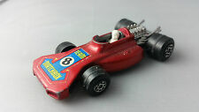 Matchbox Lesney Superfast MB24 Team Matchbox F1 Race Car Red '8' Label 1:64