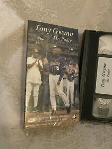 2001 VHS Bande Hall Of Fame : Tony Gwynn - Mr. Padre Hommage