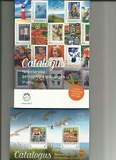 NVPH CATALOGUS PERSOONLIJKE POSTZEGELS NEDERLAND - DUTCH ISBN 978 9073646 681