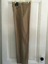 NEW Banana Republic New Men's Dress Pants Size 33x34 Pants 54023  Tan Beige