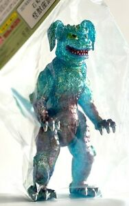 King Caesar Marmit Event Exclusive Blue Clear Molding Silver Glitter Lame Sofubi