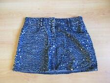 * jupe Jean Paul Gaultier Bleu Taille 40 à - 66%