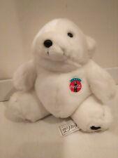 COCA COLA Eisbär Plüschbär aus dem Jahre 1993 Plüschbär, plush bear, gebr.